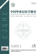 中国毕业后医学教育2019年12月第6期