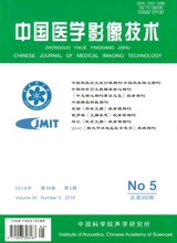 中国医学影像技术2018年5月第5期