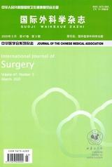 国际外科学杂志2020年3月第3期