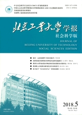 北京工业大学学报(社会科学版)