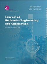 Journal of Mechanics Engineering and Automation(英文原版)_机械工程与自动化