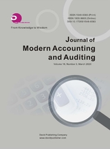 Journal of Modern Accountign and Auditing2020年3月第3期