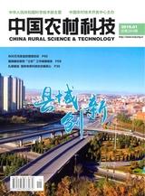 中国农村科技2019年1月第1期