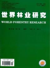世界林业研究2019年3月第2期