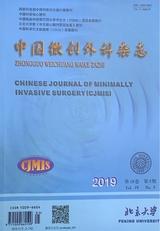 中国微创外科杂志2019年5月第5期