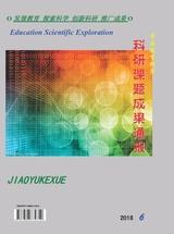 中国教育科学·科研课题成果通报