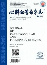 心肺血管病杂志
