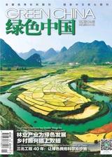 绿色中国(A版)2018年8月第8期