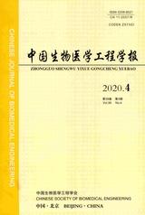 中国生物医学工程学报2020年8月第4期